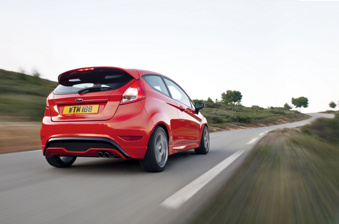 Ford Fiesta ST Finally Ready for Debut at Geneva