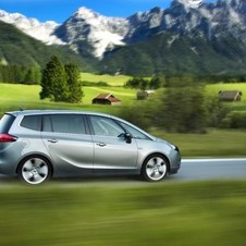 Opel will add its new 1.6 CDTI diesel to the Zafira Tourer at the Geneva Motor Show