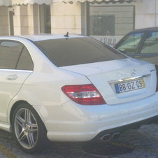 Mercedes-Benz C 63 AMG Saloon