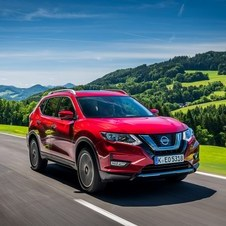 Nissan X-Trail dCi XTRONIC N-Connecta