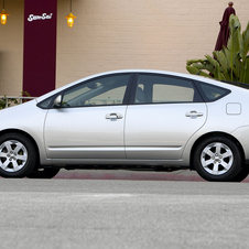 The second generation solidified the style of the Prius