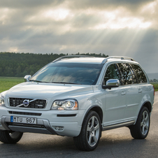 The XC90 will be the first car to get the new platform