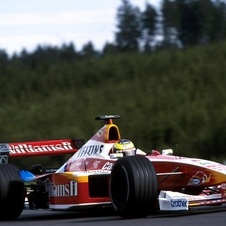 Williams FW21 Supertech