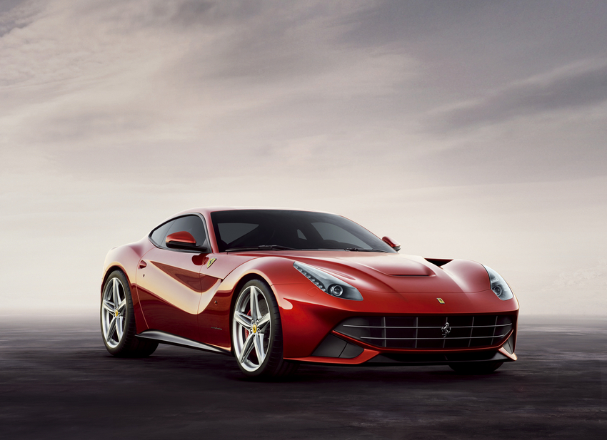 Ferrari Tops 2013 Ranking of Strongest Brands :: News :: autoviva.com