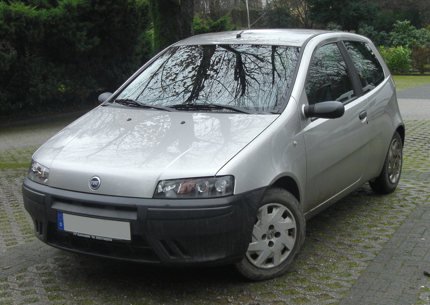Fiat Punto Fire 1.2 16v :: 1 photo and 75 specs :: autoviva.com