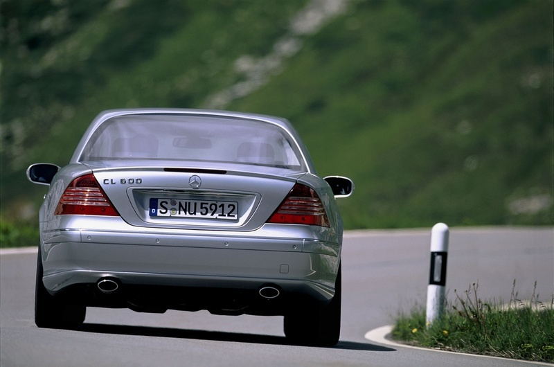 Mercedes-Benz CL 600 Coupé