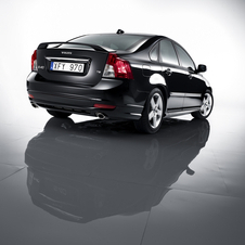Volvo S40 T5 R Design Pro Edition Geartronic