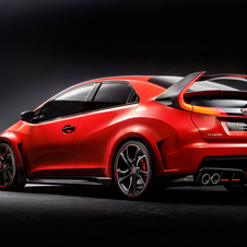 Civic Type R will be powered by the new VTEC Turbo engines from the Earth Dreams technology series