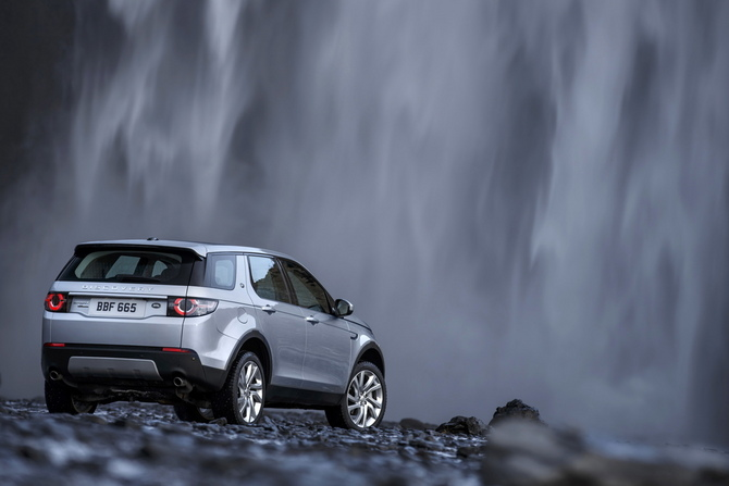 Land Rover Discovery Sport 2.0 eD4 4x2 HSE