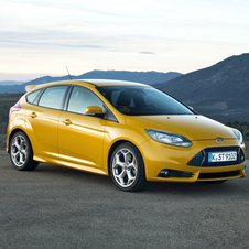 Ford Focus ST EcoBoost