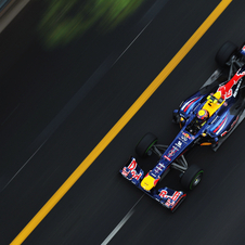Webber won last year's Monaco Grand Prix