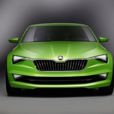 Skoda is developing new model inspired on the VisionC
