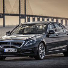 Mercedes-Benz S 500 Plug-In Hybrid LWB