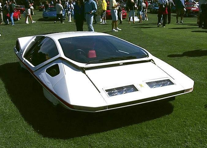 Ferrari Modulo :: 2 photos and 39 specs :: autoviva.com