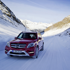 Mercedes-Benz GLK 220 CDI BlueEFFICIENCY