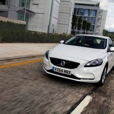Volvo V40 D4 VED Summum Eco