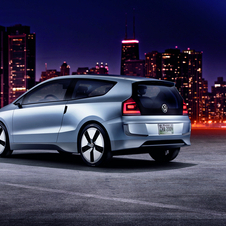 VW Up! Teased Ahead of Frankfurt Reveal