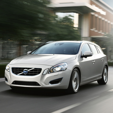 Volvo V60 1.6 GTDI Kinetic Powershift