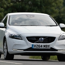 Volvo V40 T5 Kinetic Geartronic