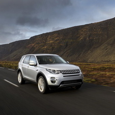 Land Rover Discovery Sport 2.0 eD4 4x2 SE