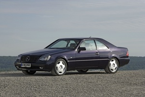 Mercedes-Benz CL 600 Coupe