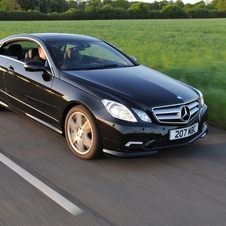 Mercedes-Benz E 220 CDI BlueEfficiency Coupé Avantgarde