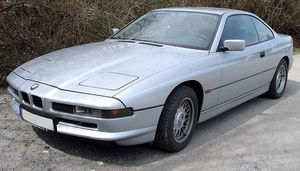 BMW 840 Ci Automatic