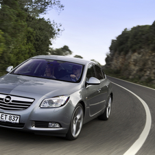 Opel Introduces Insignia Running on LPG