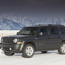 Jeep Patriot Latitude X 4X2