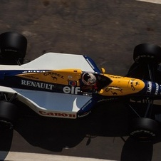 Williams FW14 Renault