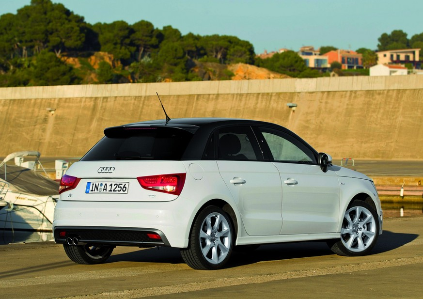 audi a1 sportback 1 4 tfsi advance s tronic 1 photo. Black Bedroom Furniture Sets. Home Design Ideas
