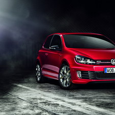 Volkswagen Golf 2.0 TSI GTI Edition 35