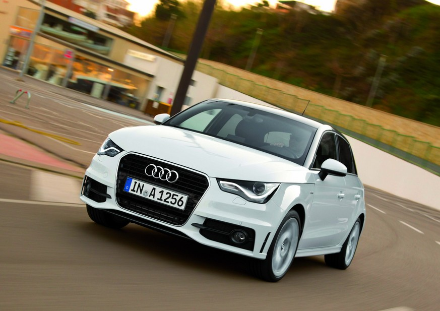 audi a1 sportback 1 4 tfsi sport s tronic 1 photo. Black Bedroom Furniture Sets. Home Design Ideas