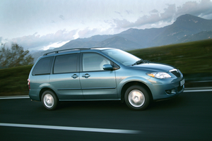 Mazda MPV 2.0 DI Turbo