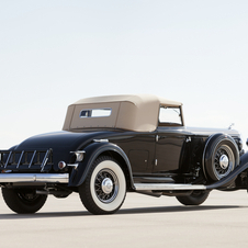 Chrysler Imperial CL Convertible Roadster by LeBaron