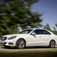 Mercedes-Benz E 250 BlueTEC