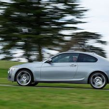 BMW 335d Coupe M Sport
