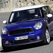 MINI (BMW) Paceman Cooper SD
