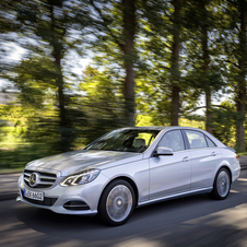 Mercedes-Benz E 250 BlueTEC 4Matic
