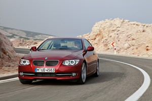 BMW 330d Coupe M Sport