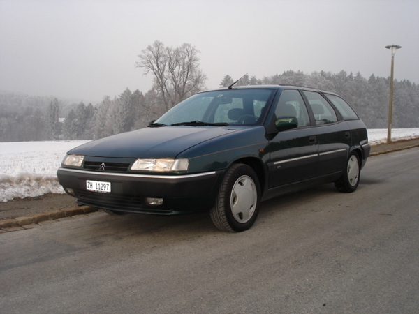 Citroën Xantia 2.0i 16v SX Estate