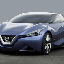 The Nissan Friend-Me concept is meant to show the future of the brand's looks