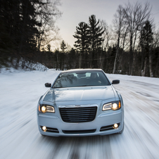 Chrysler 300 Glacier