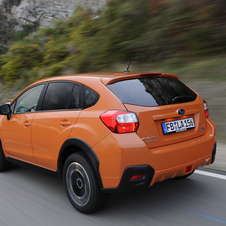 Subaru XV 2.0i Exclusive