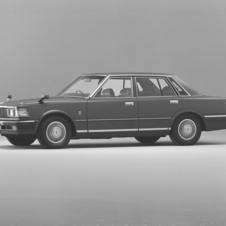 Nissan Cedric Sedan Turbo SGL Extra
