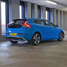 Volvo V40 T4 R-Design Momentum Powershift