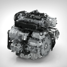 The Drive-E engines are multiple tunes of a petrol and diesel engine
