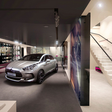The DS World Store Paris is meant to be the brand's flagship store