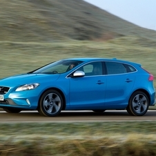 Volvo V40 D4 VED R-Design Summum Geartronic