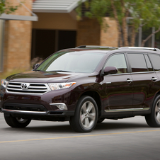 Toyota Highlander Limited 4X4